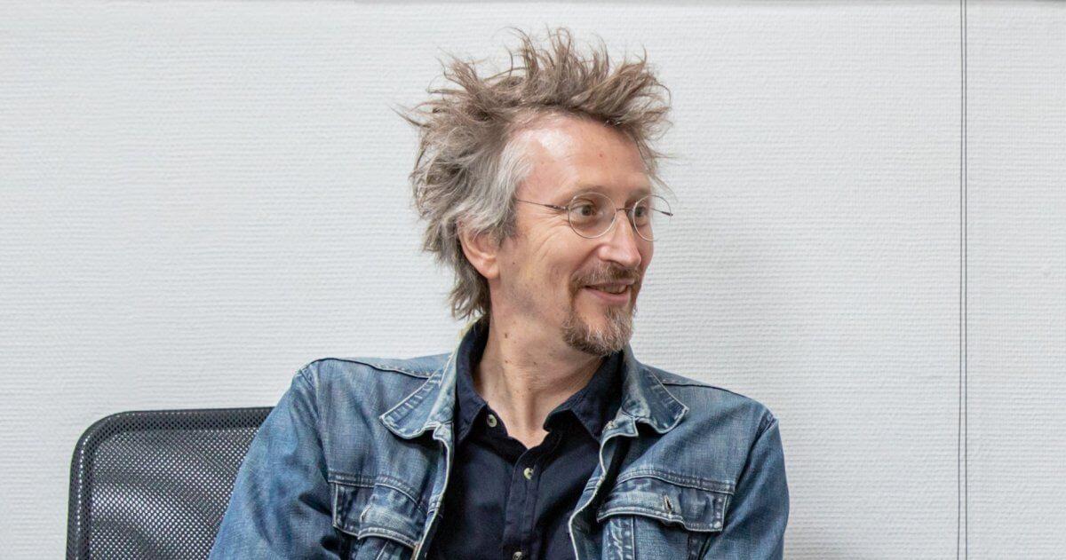 Portrait de collaborateur : Fabrice Peyrard, rédacteur technique