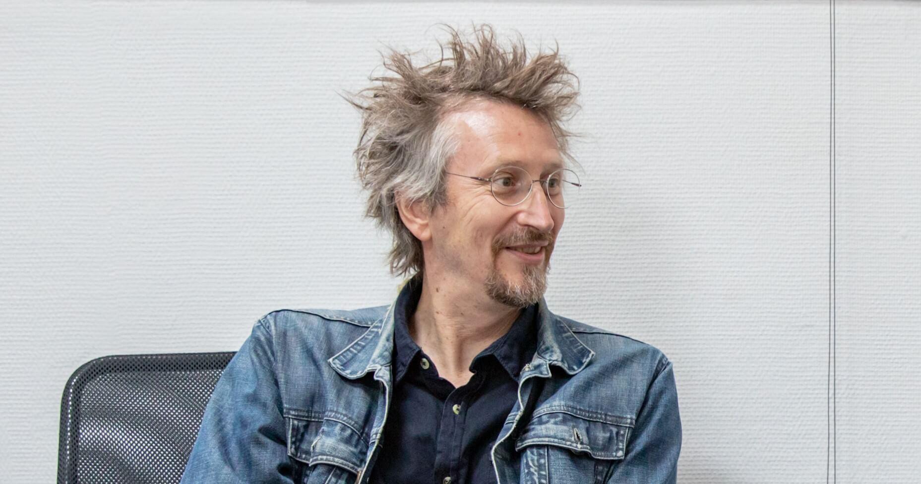 You are currently viewing Portrait de collaborateur : Fabrice Peyrard, rédacteur technique